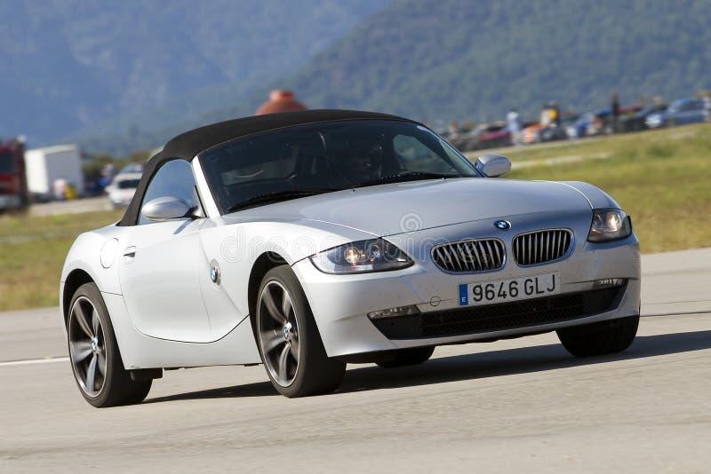 BMW Z3 fotos de archivo libres de regalías
