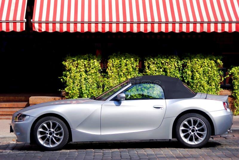 BMW Z4 imagen de archivo libre de regalías
