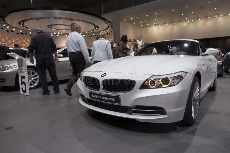 BMW Z4 sDrive28i royalty free stock photo