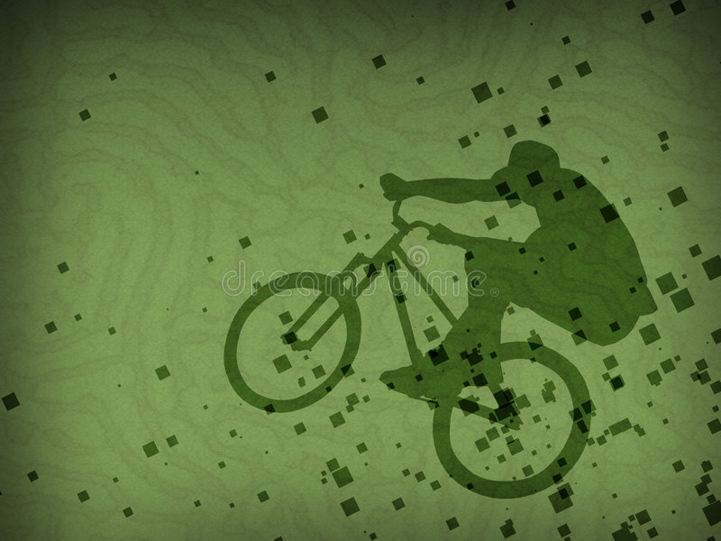 bmx stock illustrationer