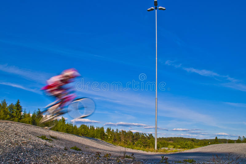 Download Bmx rider stock image. Image of person, europe, leisure - 27881273