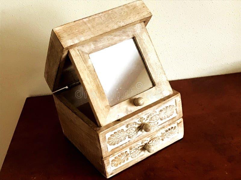 Boîte à bijoux image stock