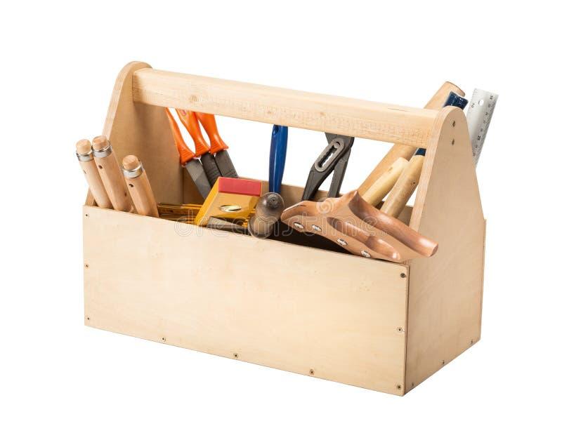 Download Boîte à outils photo stock. Image du matériau, rénovation - 56480828