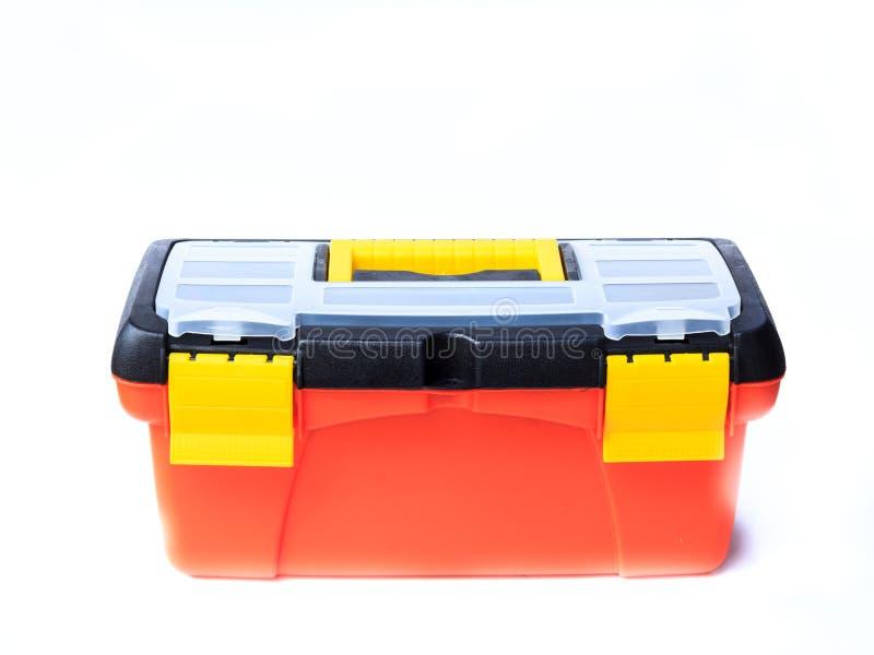 Boîte à outils rouge photos libres de droits
