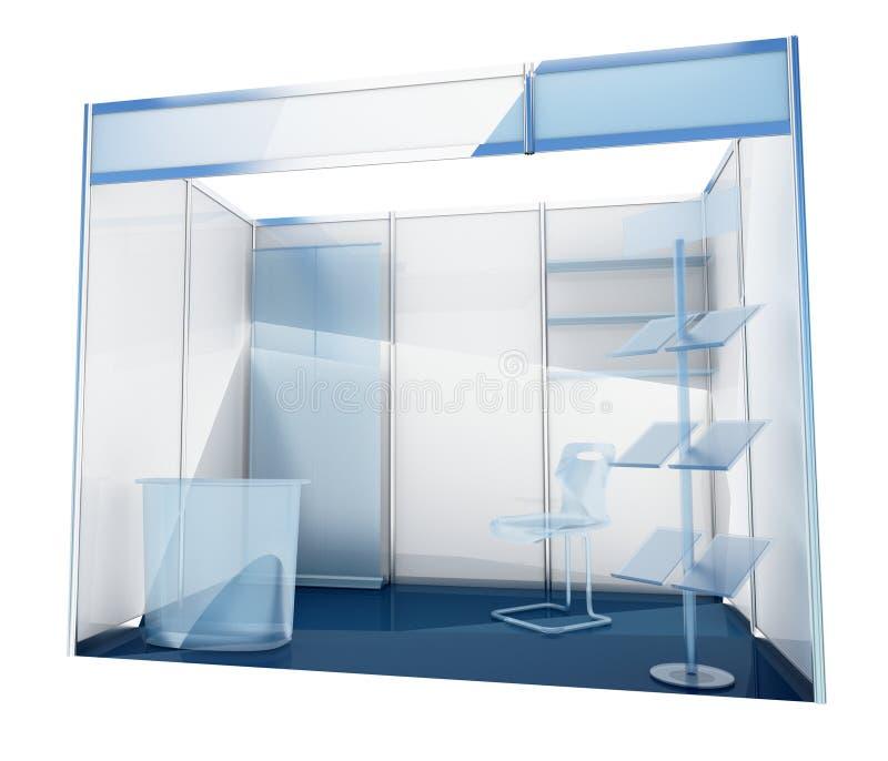 Boîte commerciale illustration de vecteur