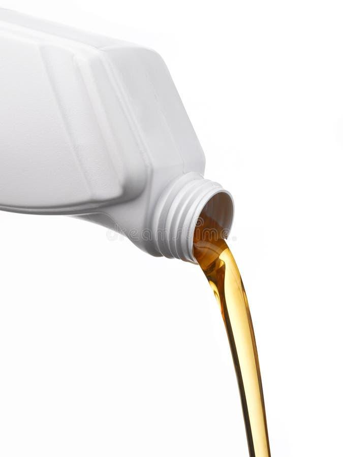 Boîte d'huile photos stock