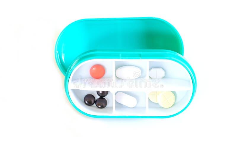 Boîte de médecine image libre de droits