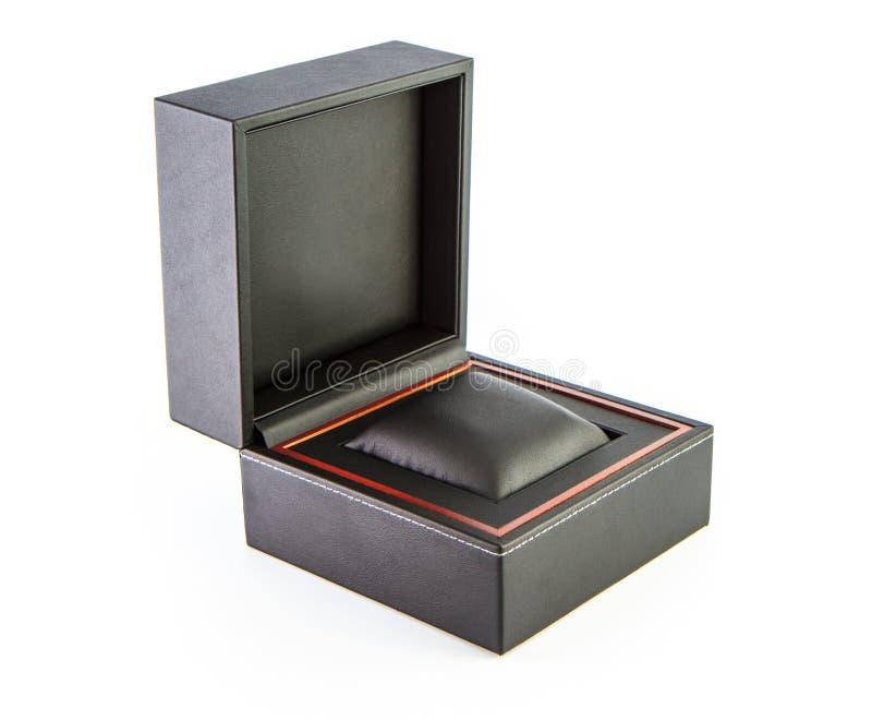 Boîte de montre image stock