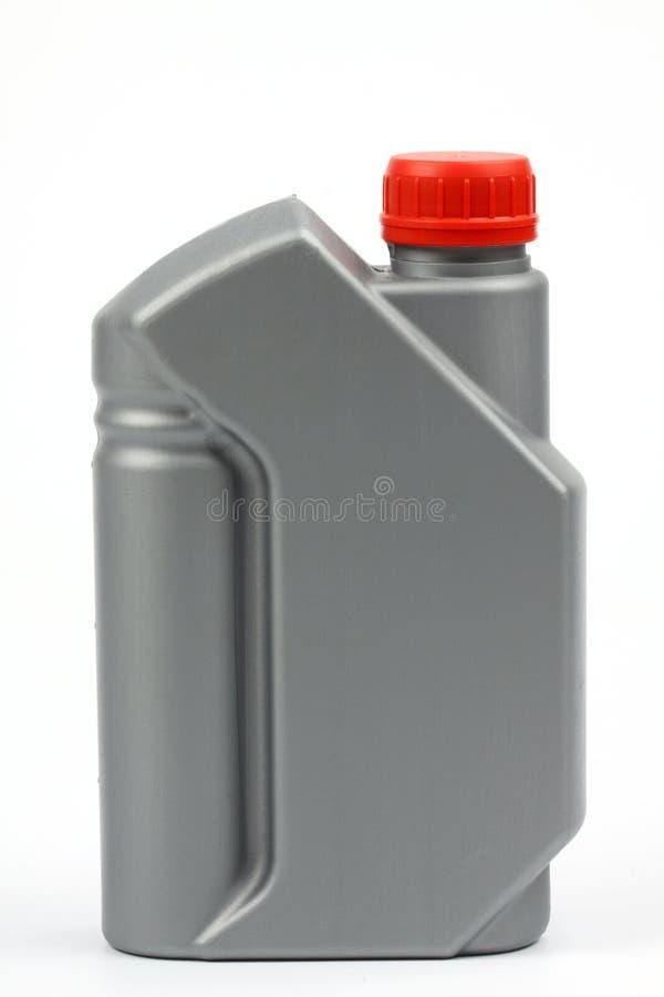 Boîte de plastique photographie stock