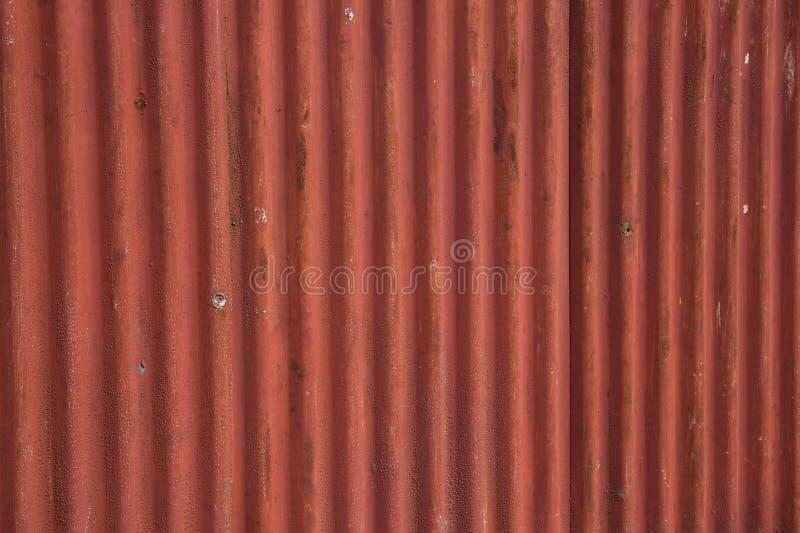 Boîte de zinc photos libres de droits