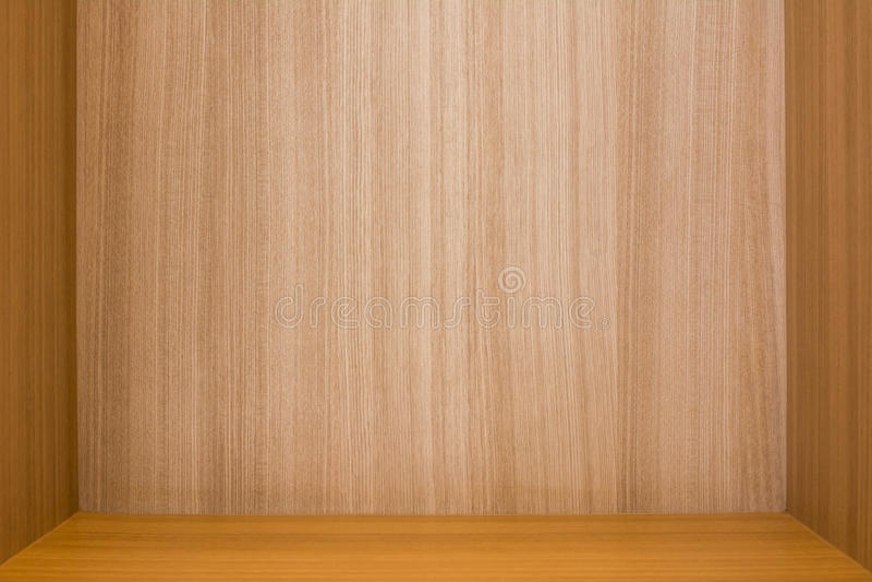 Boîte en bois ou mur en bois texturisé photo libre de droits