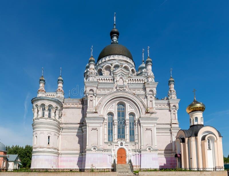 boże katedralna ikony Kazan matka obrazy royalty free