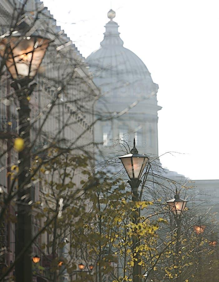 boże katedralna ikony Kazan matka fotografia royalty free