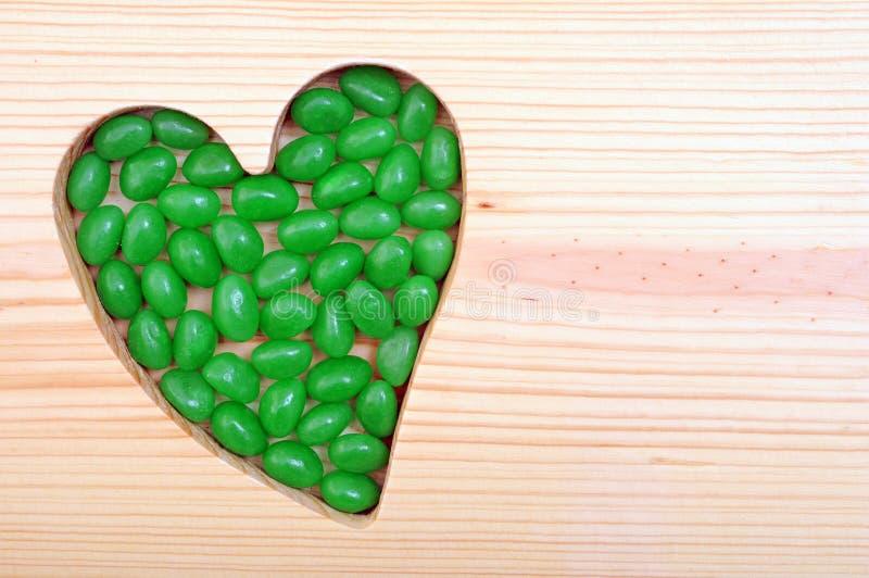 Boże Narodzenia galaretowacieją cukierki obrazy stock