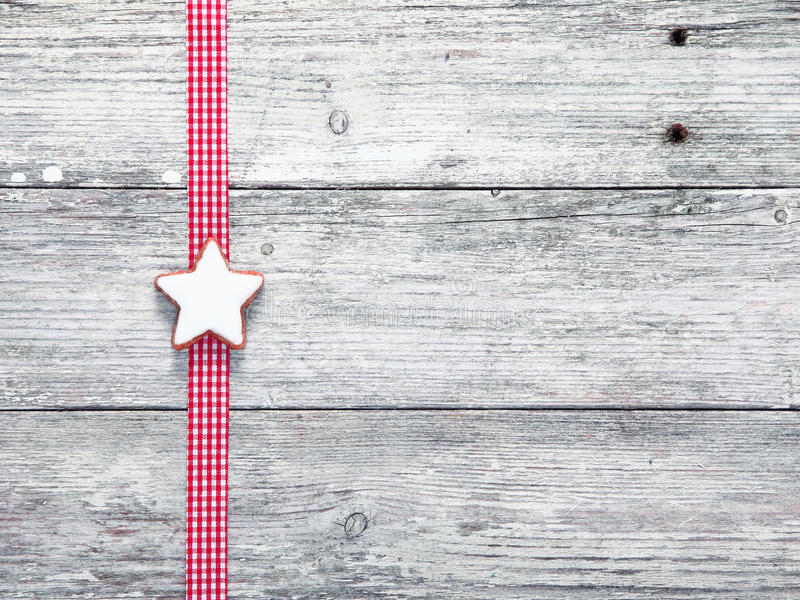 Boże Narodzenia grać główna rolę biskwitowego i świątecznego faborek obrazy stock