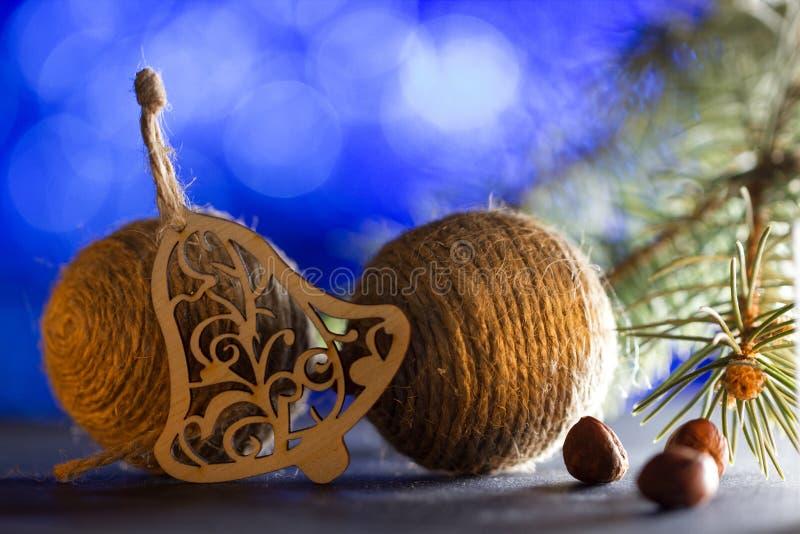 Boże Narodzenia i nowego roku tło E zdjęcia royalty free