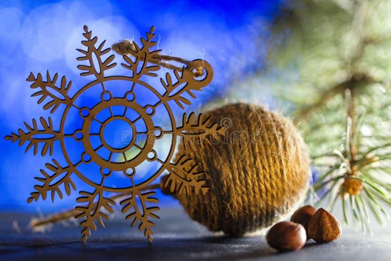 Boże Narodzenia i nowego roku tło E fotografia royalty free