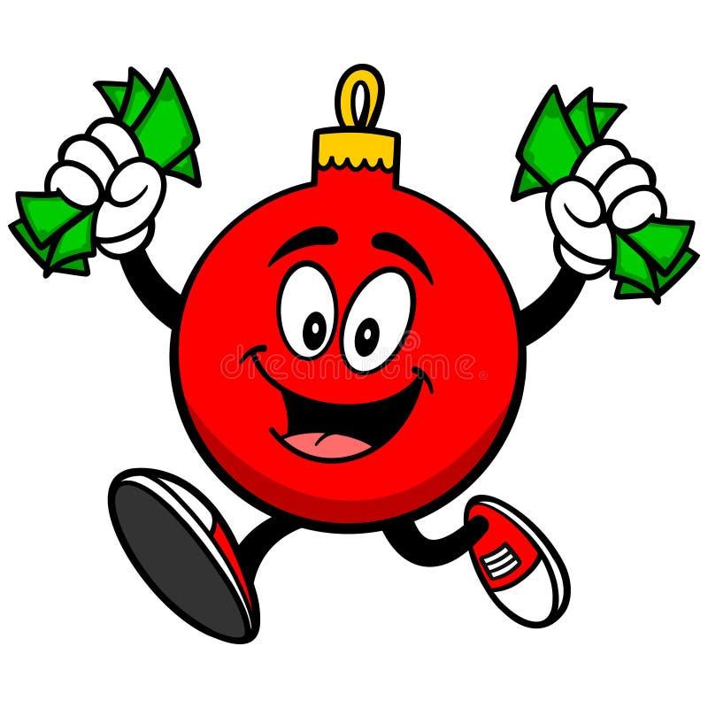 Download Boże Narodzenia Ornamentują Z Pieniądze Ilustracja Wektor - Ilustracja złożonej z dekoracje, konkurencyjny: 53789617