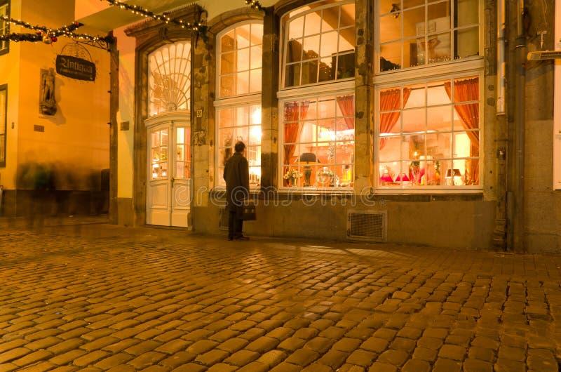 Boże Narodzenia w cologne, Germany zdjęcie stock