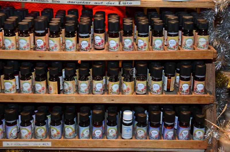 Boże Narodzenia Wprowadzać na rynek produkty, Wiedeń obrazy stock