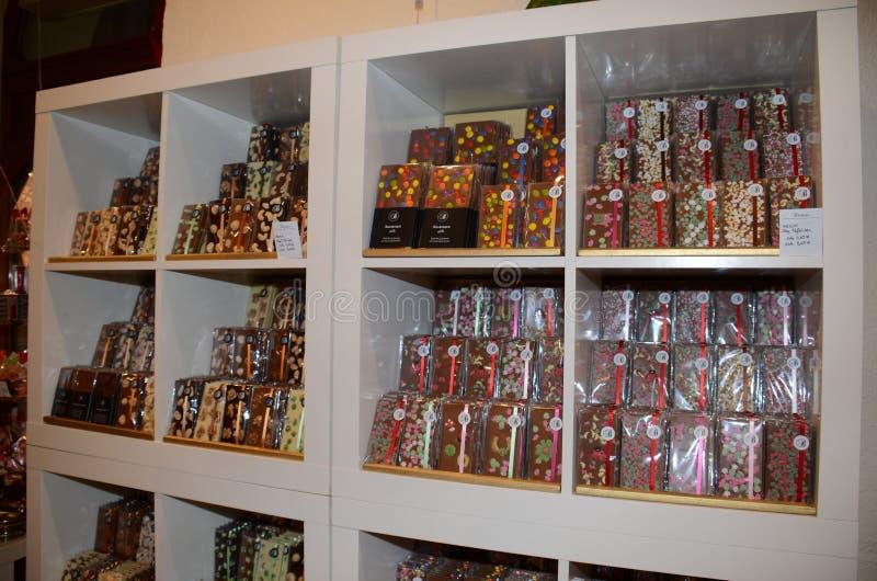 Boże Narodzenia Wprowadzać na rynek produkty, Wiedeń zdjęcie royalty free