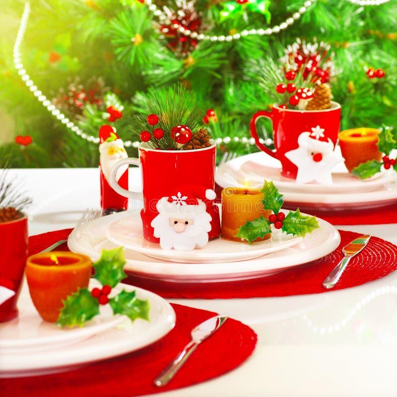 Boże Narodzenia zgłaszają położenie fotografia royalty free