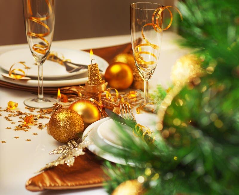 Boże Narodzenia zgłaszają położenie obraz royalty free