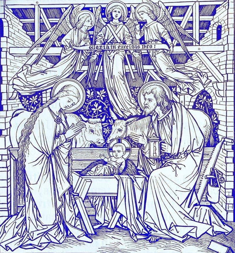 boże narodzenie ilustracja wektor