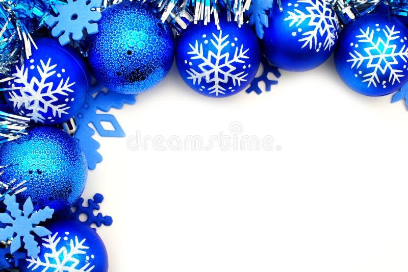 Boże Narodzenie granica obrazy royalty free
