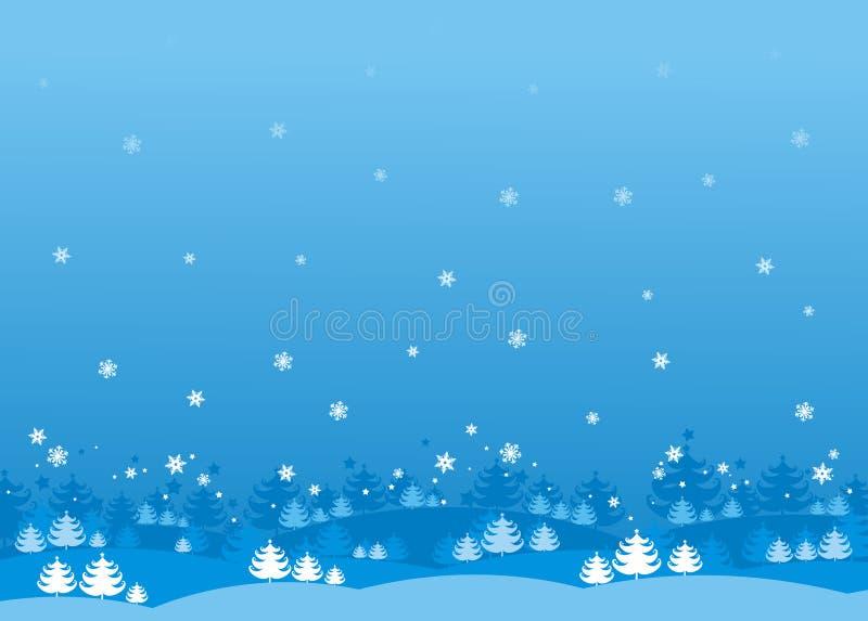 boże narodzenie ilustracji nowego roku ilustracji