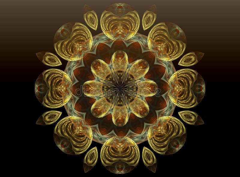 boże narodzenie kwiat royalty ilustracja