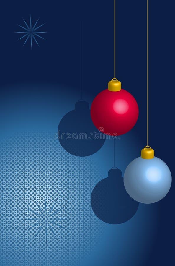 boże narodzenie ornament ilustracja wektor