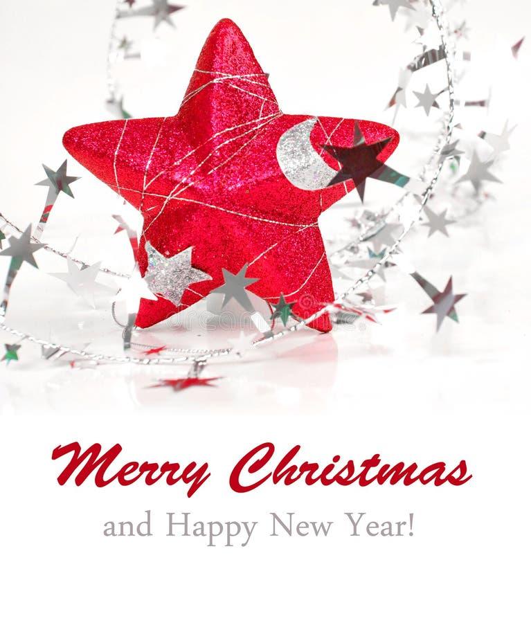 Boże Narodzenie ornamentu tło, zdjęcie royalty free