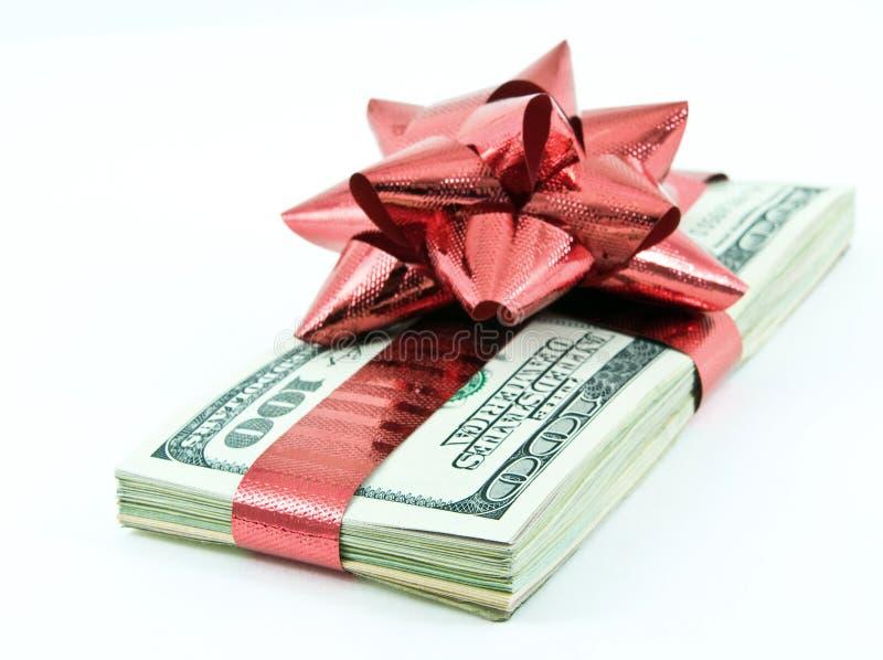 boże narodzenie pieniądze zdjęcia royalty free
