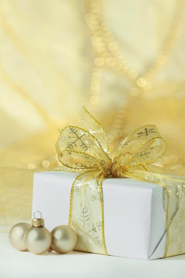 boże narodzenie prezent obrazy stock