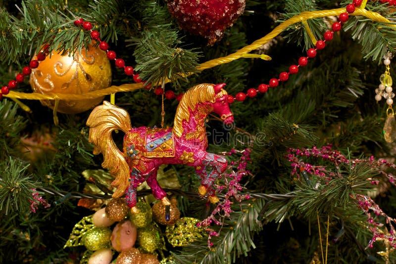 Boże Narodzenie zabawki zdjęcie stock