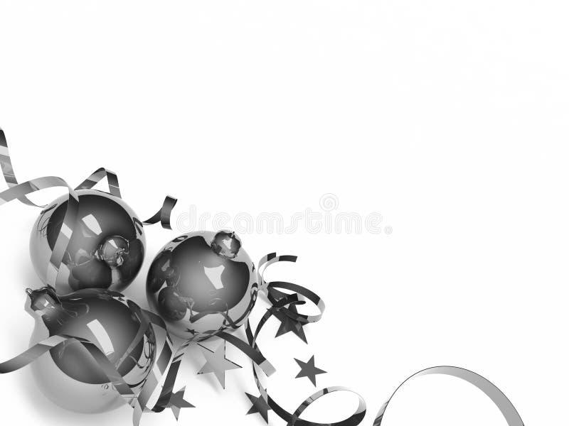 boże narodzenie zabawki ilustracja wektor