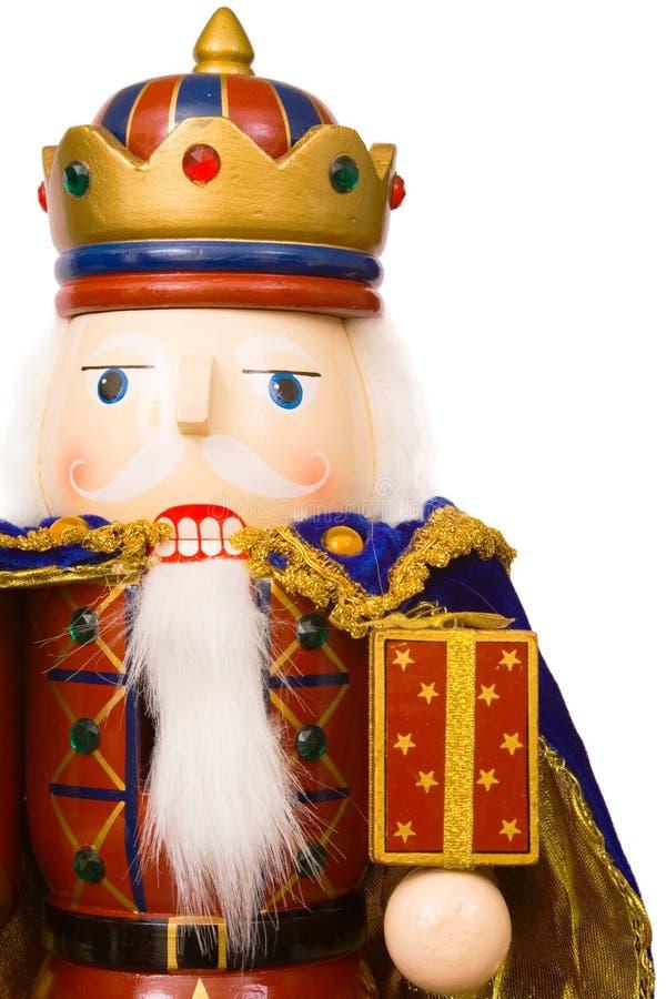 bożego narodzenia dziadka do orzechów zdjęcia royalty free