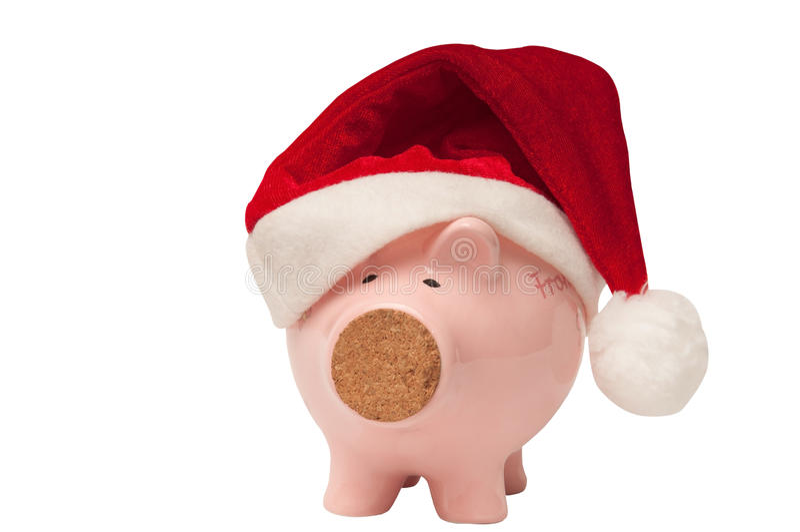 Bożenarodzeniowi Savings fotografia stock