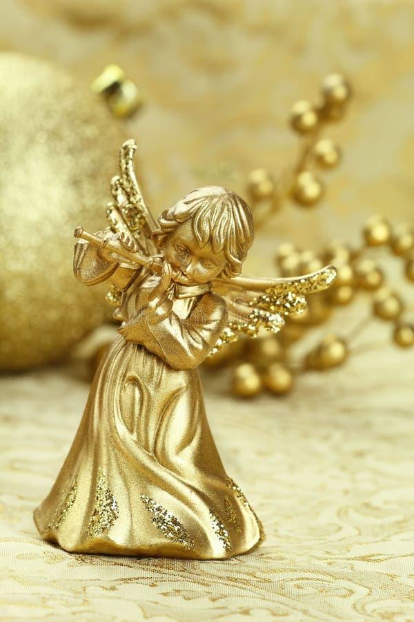 Bożenarodzeniowy anioł zdjęcie stock