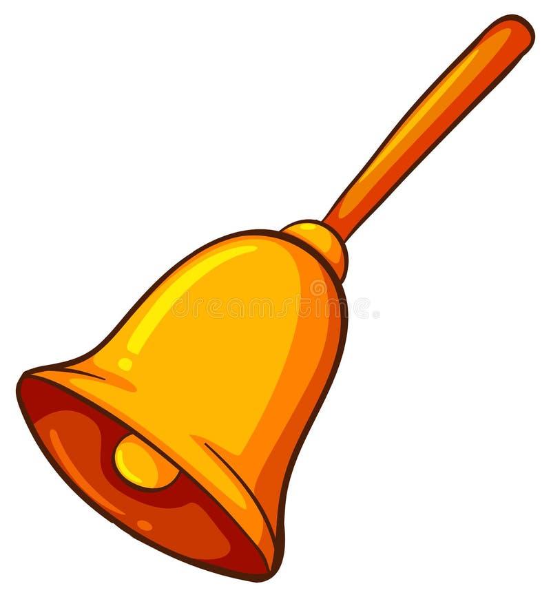 Bożenarodzeniowy dzwon royalty ilustracja