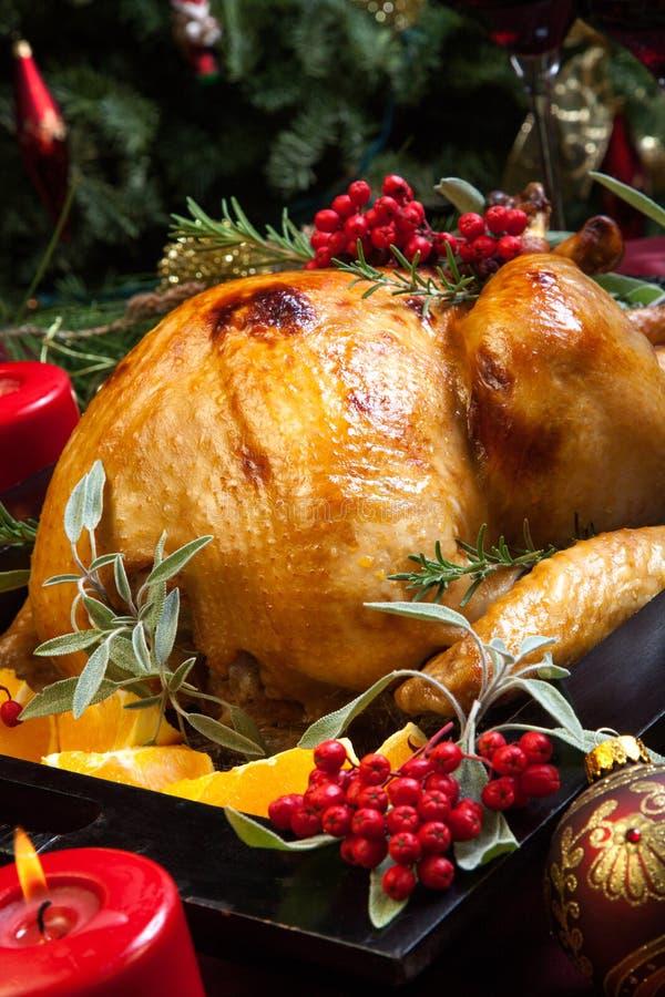 Bożenarodzeniowy Turcja Przygotowywający Dla gościa restauracji zdjęcie stock