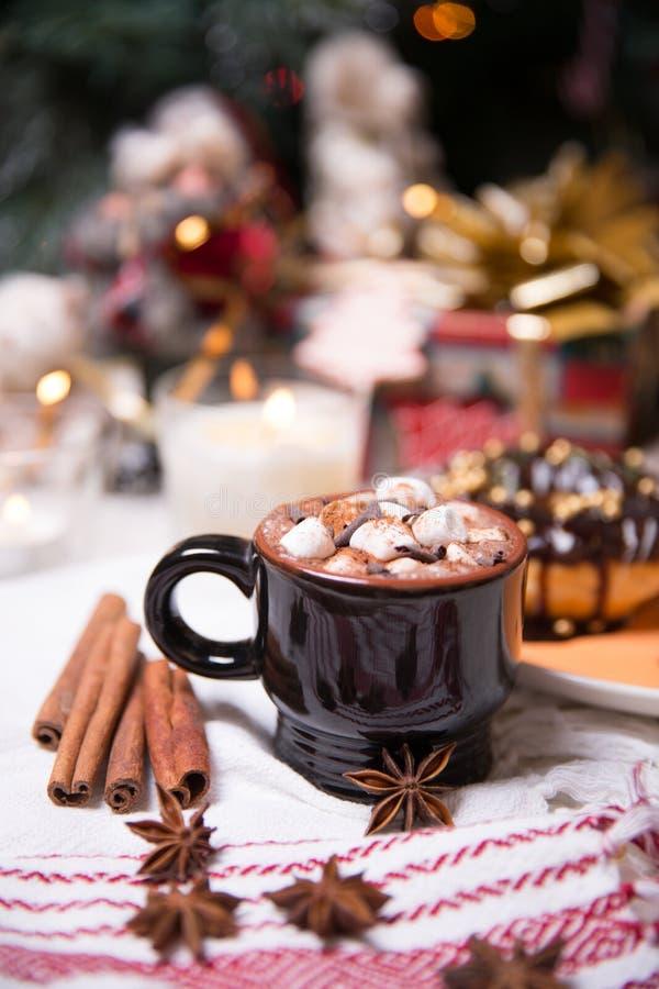 bożych narodzeń ciastek miodownik zrobił pałac cukierkom obrazy stock