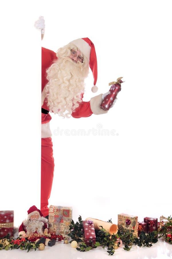 bożych narodzeń Claus ojciec Santa obraz royalty free