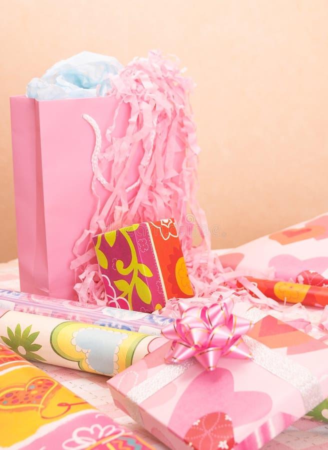 bożych narodzeń dekoraci serie zdjęcie stock