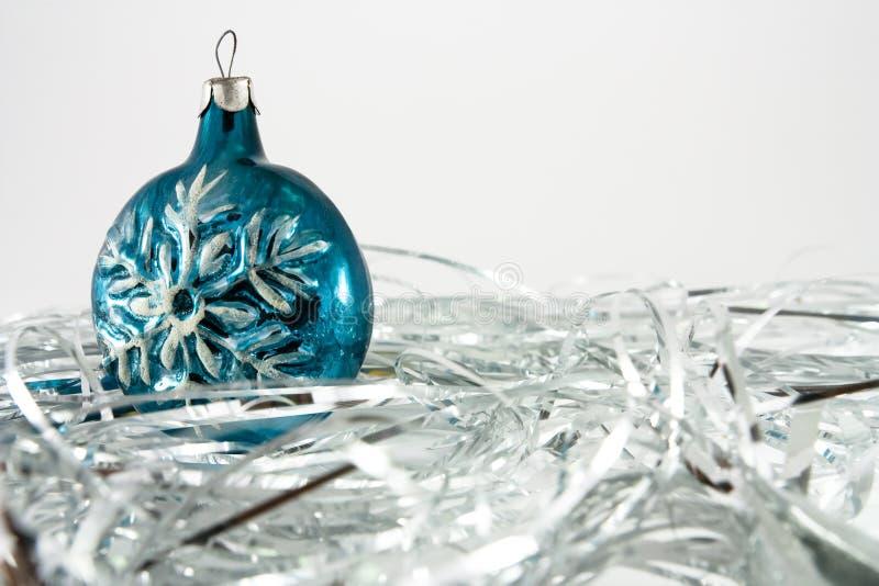 bożych narodzeń ornamentów płatek śniegu obrazy royalty free