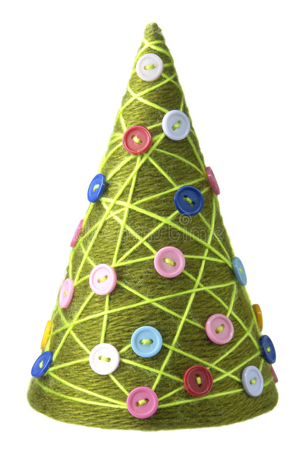 bożych narodzeń pojęcia nowy drzewny przędzy rok obrazy royalty free