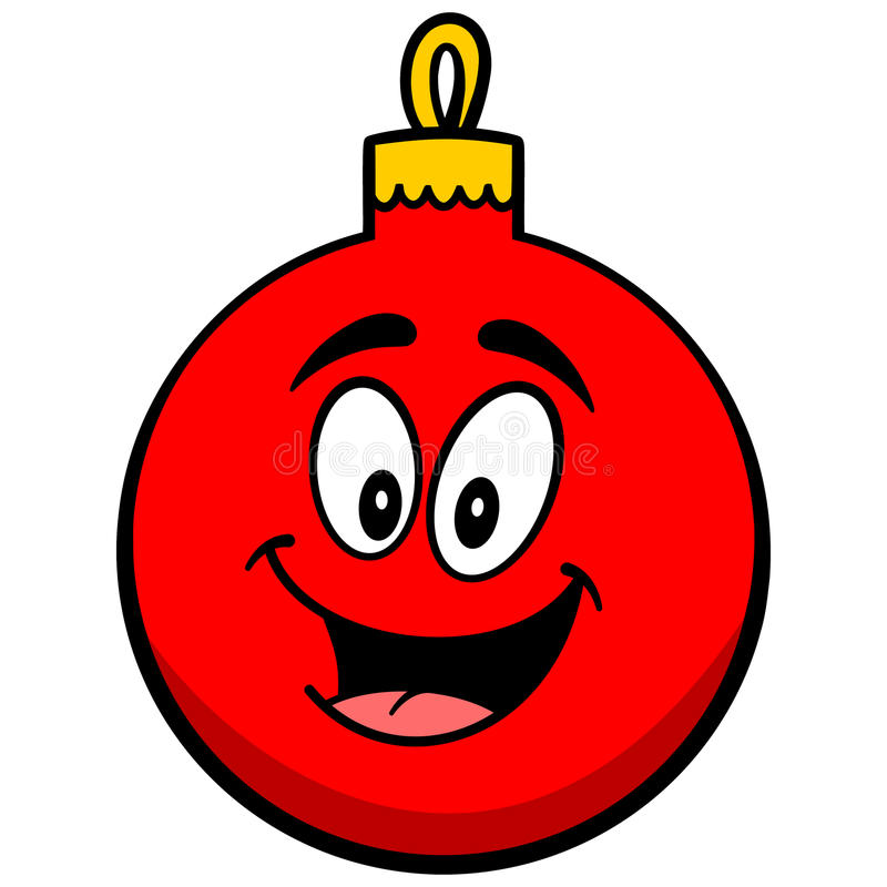 Download Boże Narodzenie Ornamentu Maskotka Ilustracja Wektor - Ilustracja złożonej z wakacje, sfera: 53789298