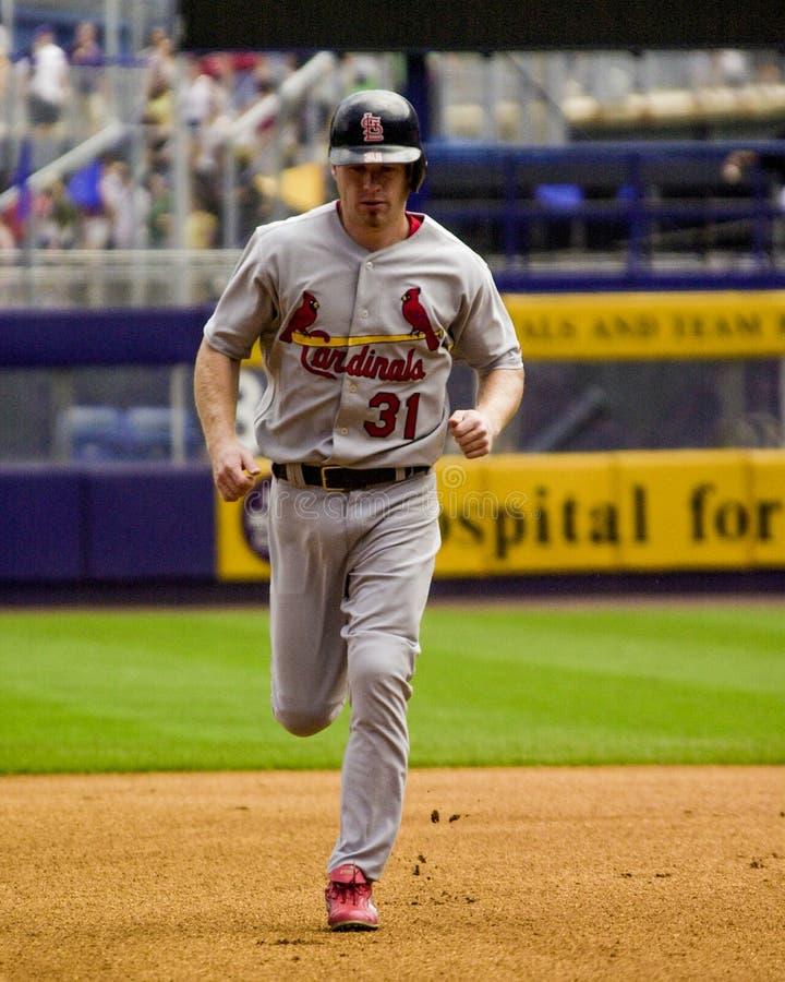 Bo Hart, St. Louis Cardinals stock image