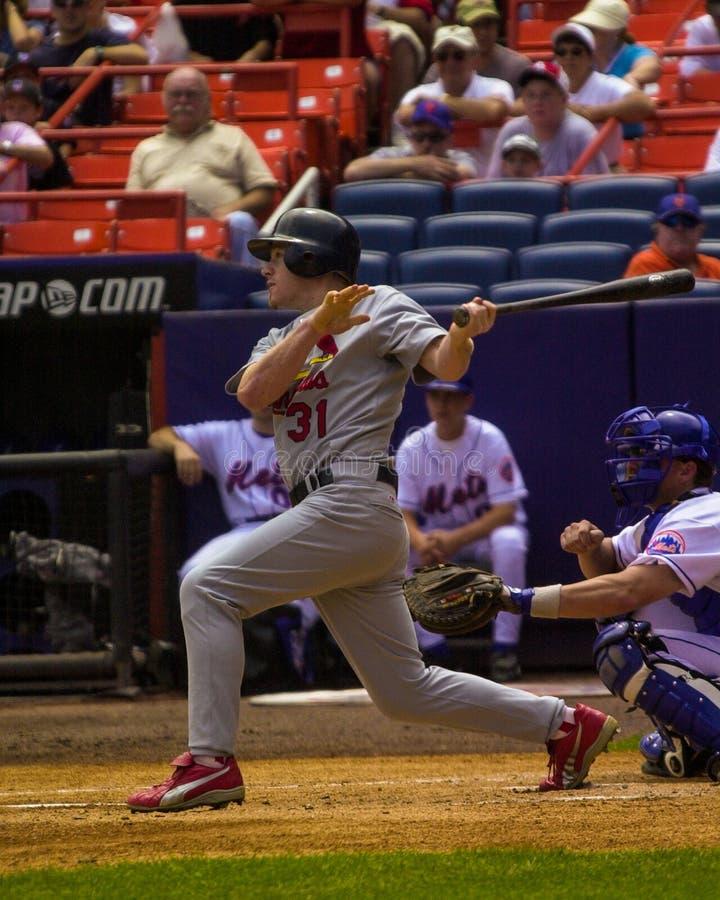 Bo Hart, St. Louis Cardinals royalty free stock photo